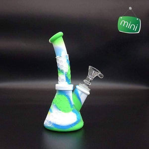 Waxmaid HOBEE S MINI SILICONE WATER PIPE-Water Pipes-Vape In The Box