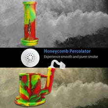 Load image into Gallery viewer, Waxmaid Magneto Silicone Water Pipe-Water Pipes-Vape In The Box