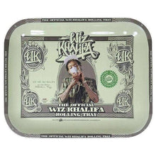 Load image into Gallery viewer, Wiz Khalifa Large Rolling Tray - Limited Edition-Rolling Trays-Vape In The Box