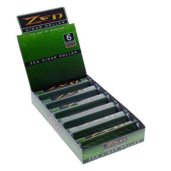 Zen Apparatus Roller 6ct Display Fits All-Rolling Machines-Vape In The Box