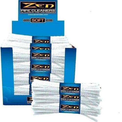 Zen Soft Pipe Cleaners 48ct box-General Merchandise-Vape In The Box