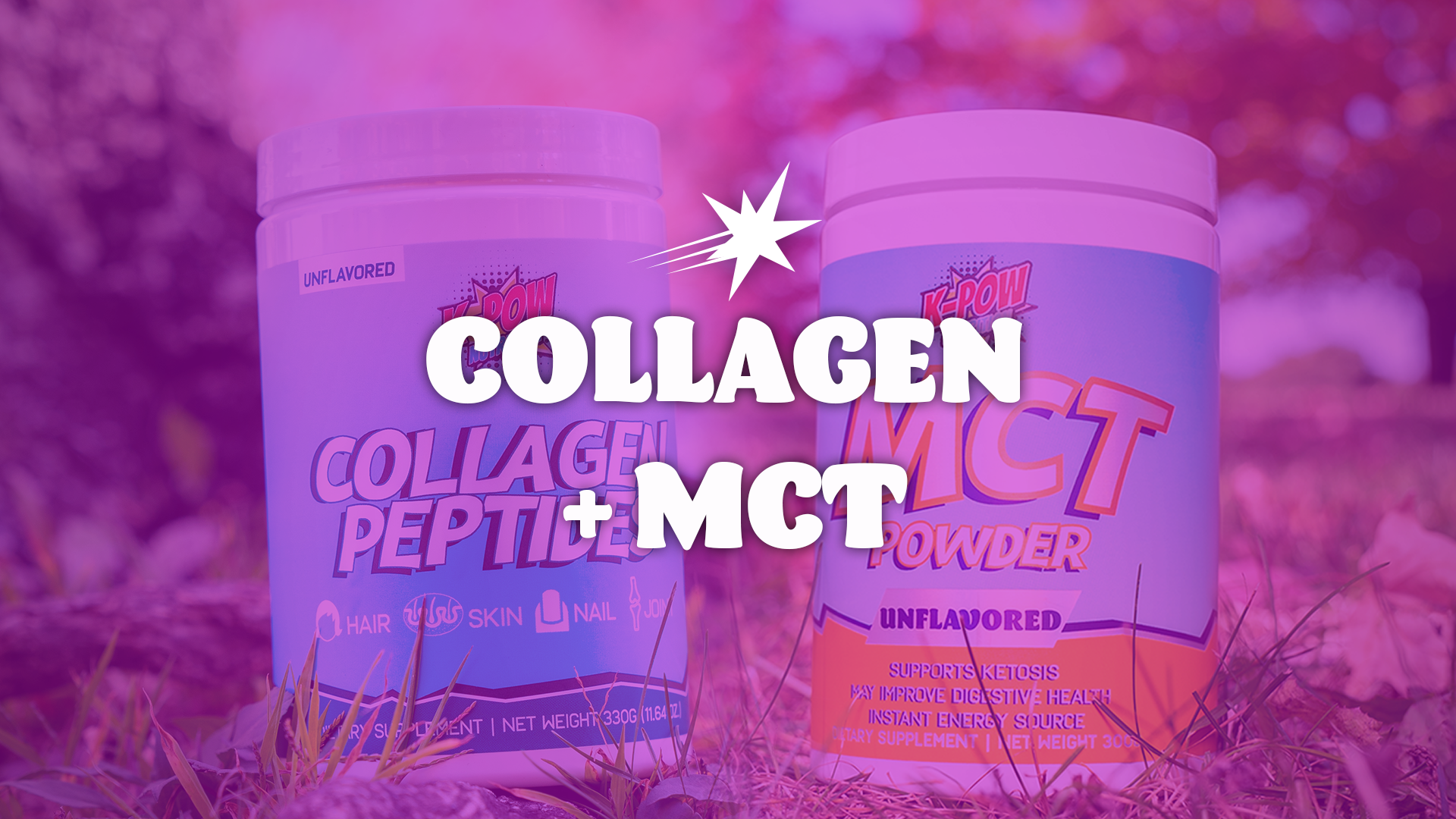 MCT + Collagen