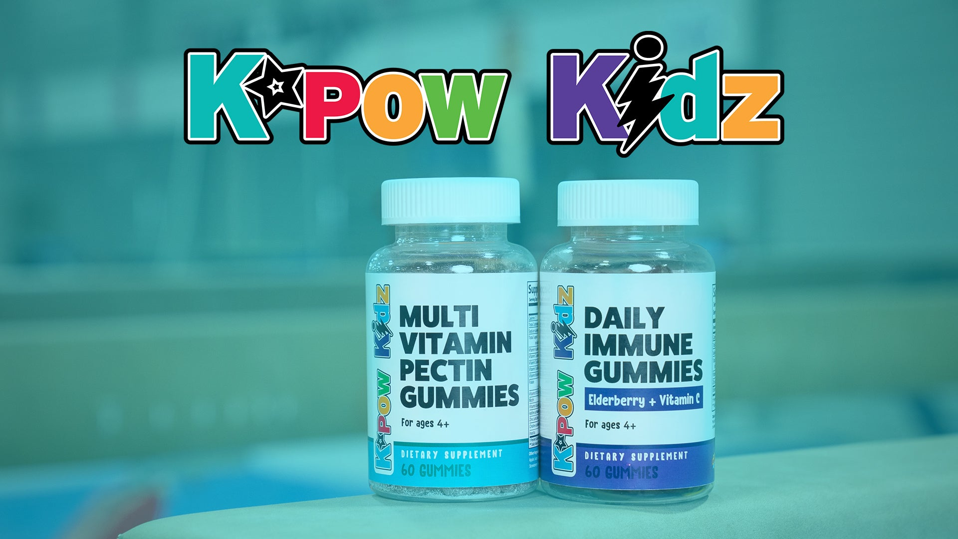 K-Pow Kidz Gummies Product Breakdown