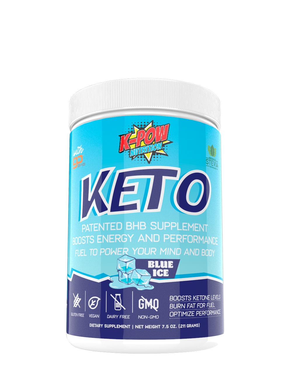 K-POW Keto - 15 Servings