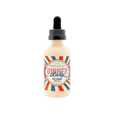Rice Pudding - Dinner Lady eJuice (60mL)