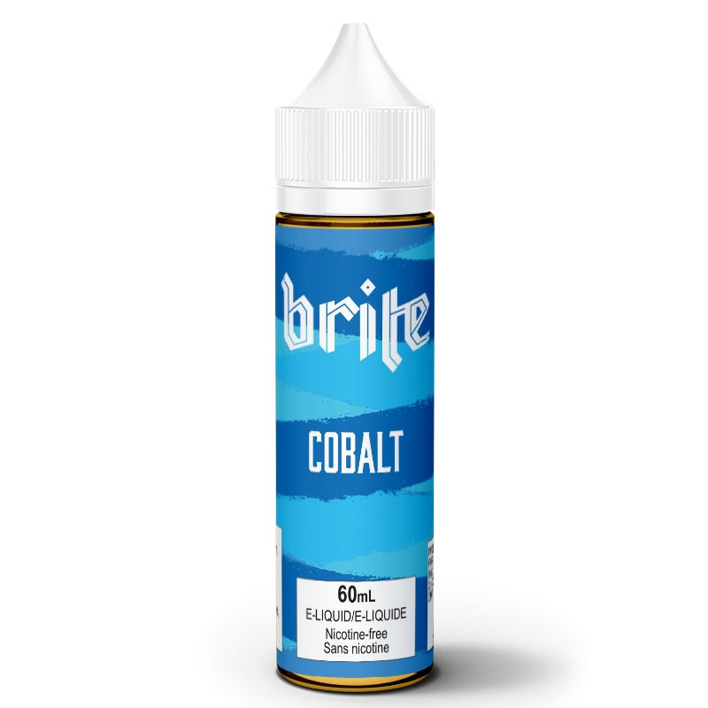 Cobalt E-Liquid - Brite (60mL)