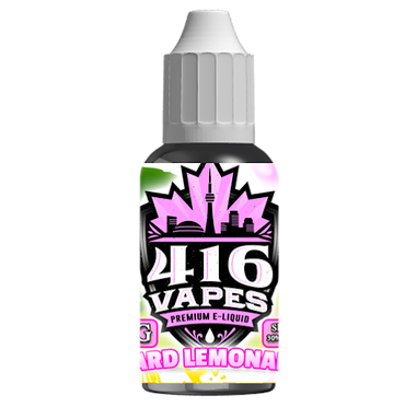 Hard Lemonade- 416Vapes (120mL)