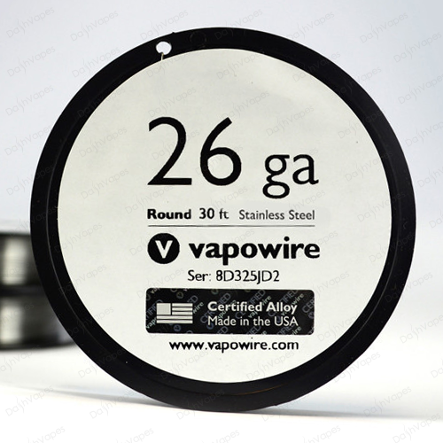 Vapowire Stainless Steel Wire