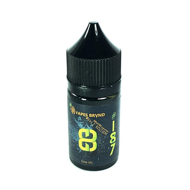 BB Vapes E-liquid Nic Salt - 30ML - #187