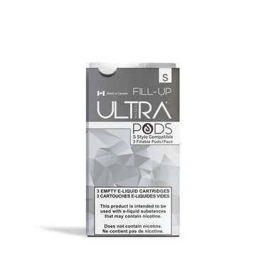 Ultra Pods- Fill Up STLTH compatible