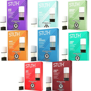 STLTH Pods - 3 Pack