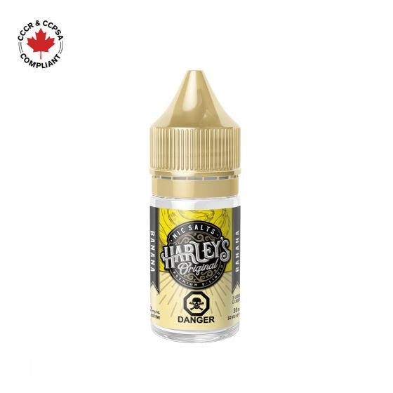 Harley's Original Salts Banana - 30mL