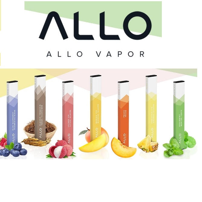 ALLO Vapor - Disposable Vaping Device