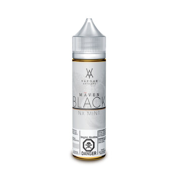 NX Mint - Maven Black (50mL)