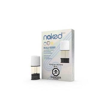 Naked 100 STLTH Pods - 3 Pack (6mL)