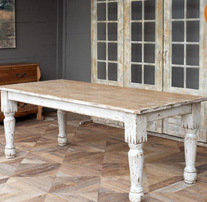French Country Dining Table