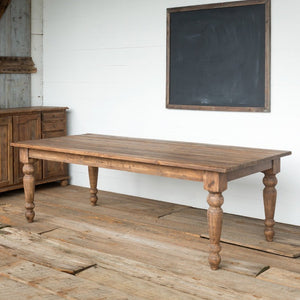Old Pine Farm Table