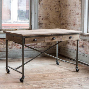 Old Elm Desk