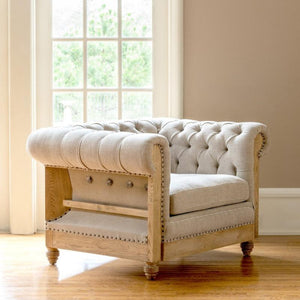 Hillcrest Tufted Chair