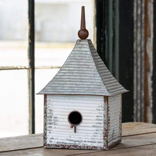 Steeple Top Bird House
