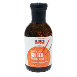Bronco Bobs  Sweet & Spicy Ginger Noodle Sauce