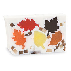 Primal Elements Handmade Glycerin Soap, Autumn Leaves