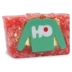 Primal Elements Handmade Glycerin Soap,Ugly Xmas Sweater