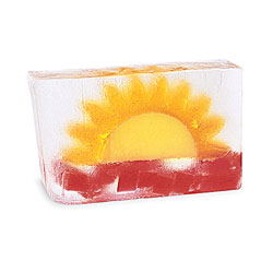 Primal Elements Handmade Glycerin Soap, Sunrise Sunset