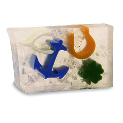 Primal Elements Handmade Glycerin Soap, Good Luck Charms