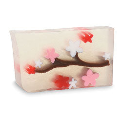 Primal Elements Handmade Glycerin Soap, Cherry Blossom