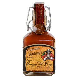 Captain Rodneys Private Reserve Corazon del Fuego Hot Sauce