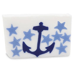 Primal Elements Handmade Glycerin Soap, Anchor