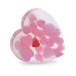 Primal Elements Handmade Glycerin Soap, Heart of Hearts