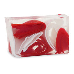 Primal Elements Handmade Glycerin Soap, Peppermint