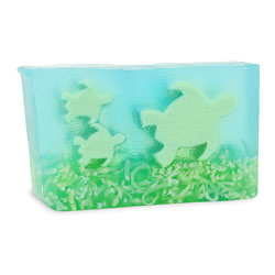 Primal Elements Handmade Glycerin Soap, Sea Turtles