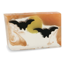 Primal Elements Handmade Glycerin Soap, Bats