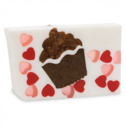 Primal Elements Handmade Glycerin Soap, Gingerbread Cupcake