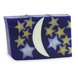 Primal Elements Handmade Glycerin Soap, Midnight Moon