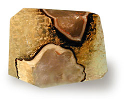 Septarian Geode Soap Rock