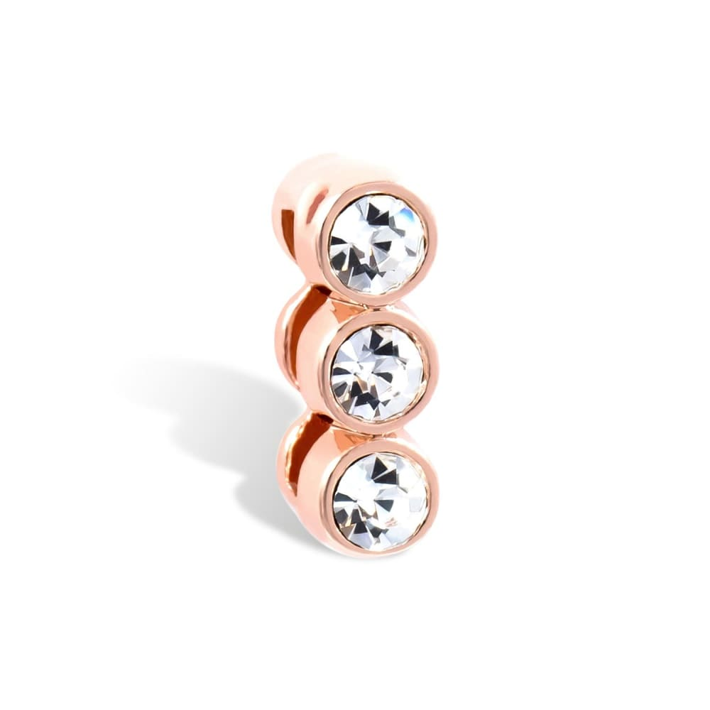 Charm Diamonds - Rosegold - Charms