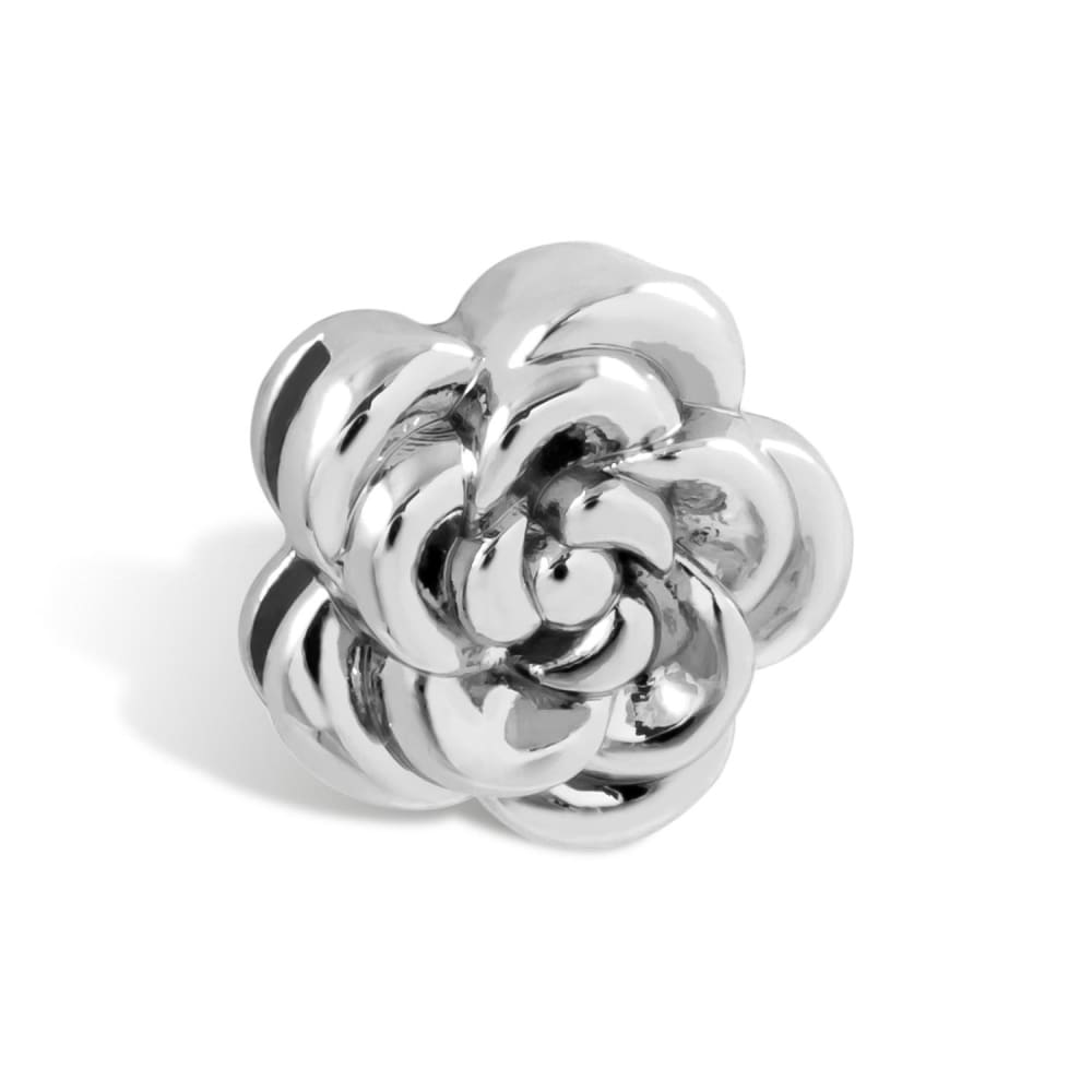 Charm Rose - Silver - Charms