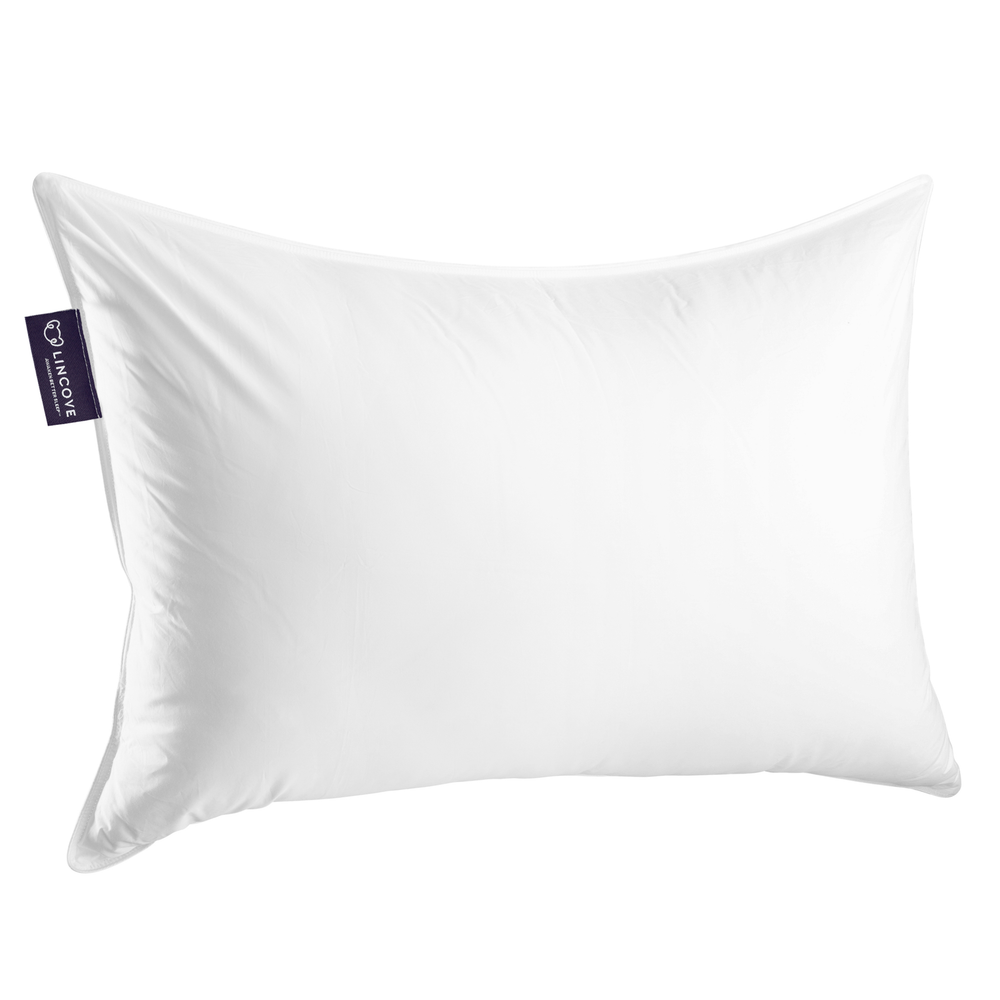 Lincove White Down Pillows
