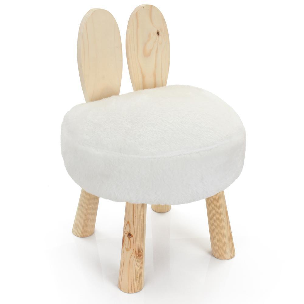 Rabbit Kids Stool - Lincove
