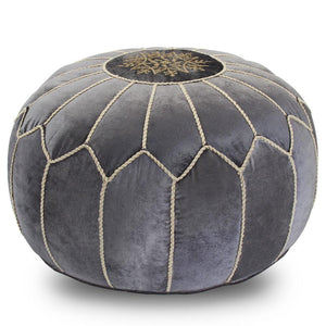 Load image into Gallery viewer, Velvet Ottoman - Lincove