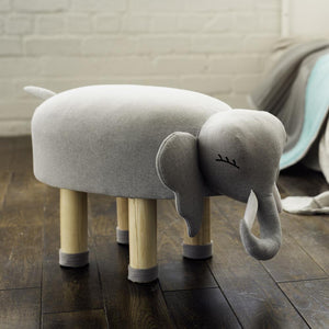 Load image into Gallery viewer, Eddie Elephant Stool - Lincove