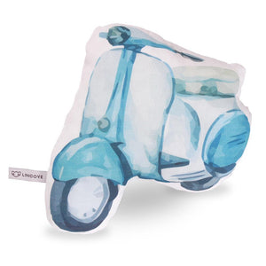 Motorbike Shape Pillow - Lincove