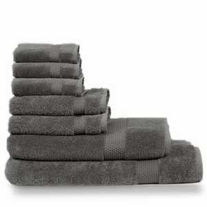 Set of 7 Towels (slate) - Lincove