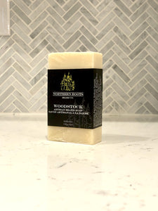 Woodstock Beard Soap - 5oz Bar