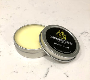 Citrus Woods Beard Balm - 2oz