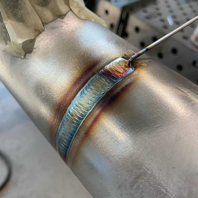 Getting Started with TIG Welding